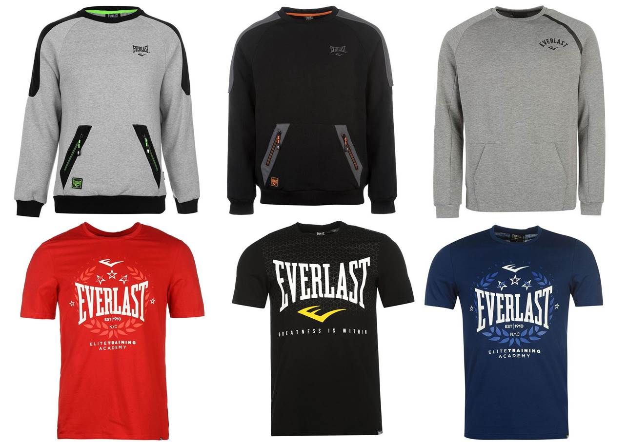 Everlast pulover polo mix 50601