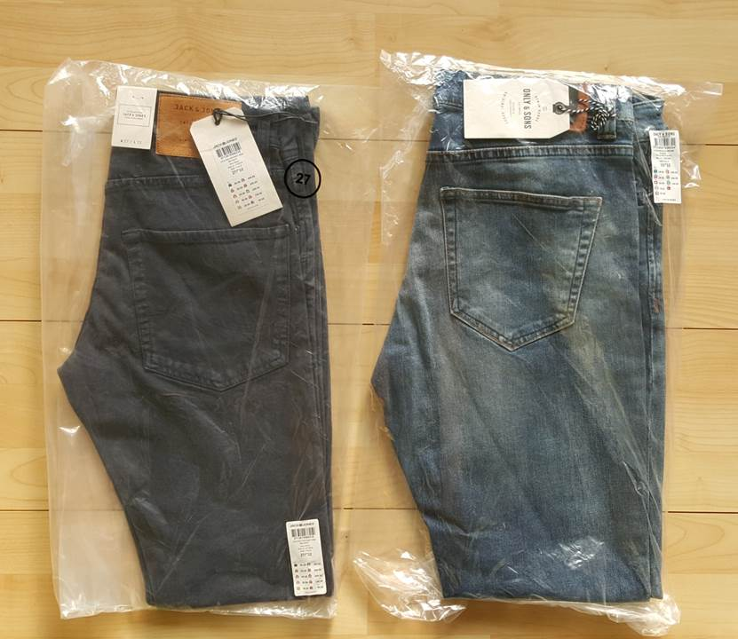 Jack and Jones farmernadrag 54918