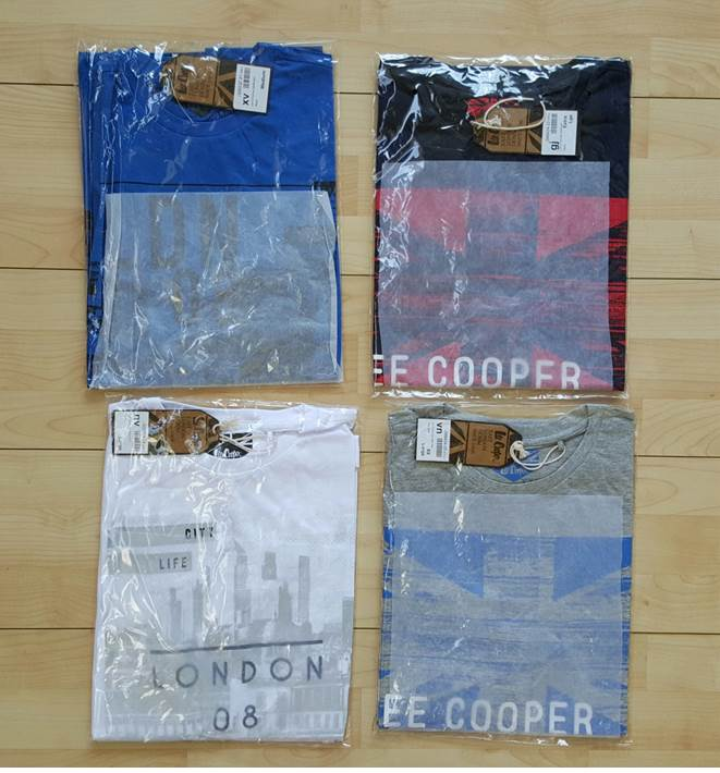 Lee Cooper polo 42362
