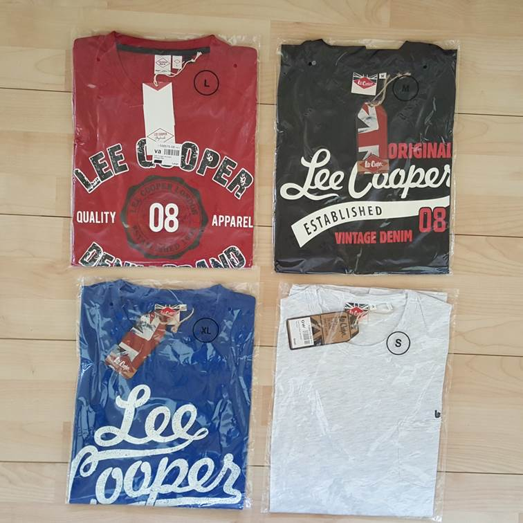 Lee Cooper polo 53619
