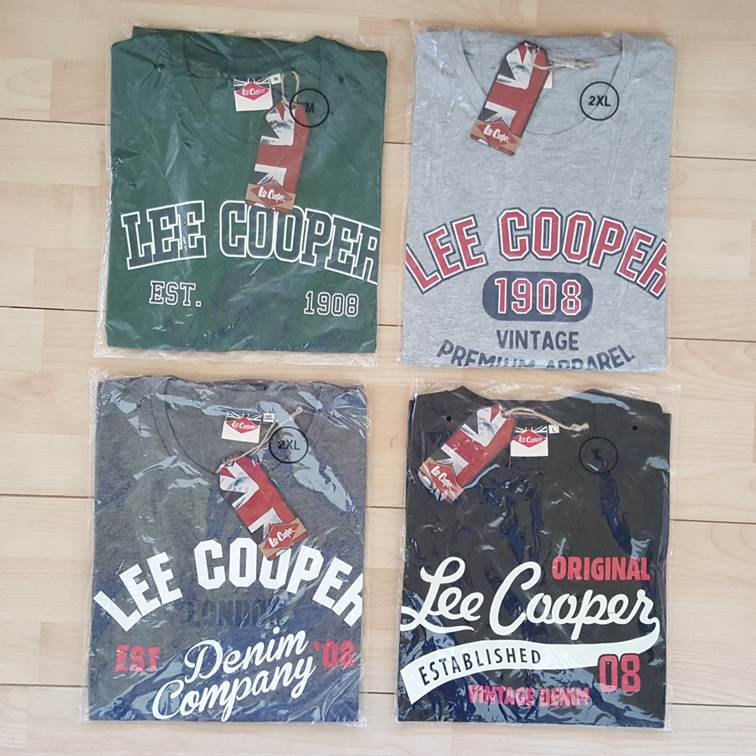 Lee Cooper polo 53620
