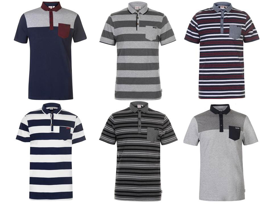 Lee Cooper polo 900701