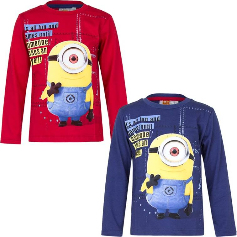 Minions pulover 50919