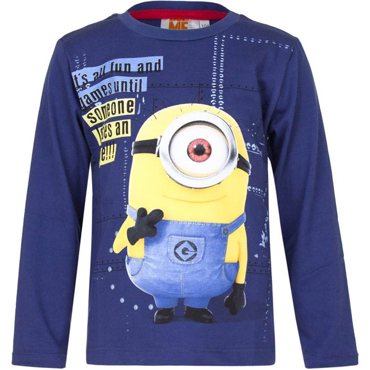 Minions pulover 50921