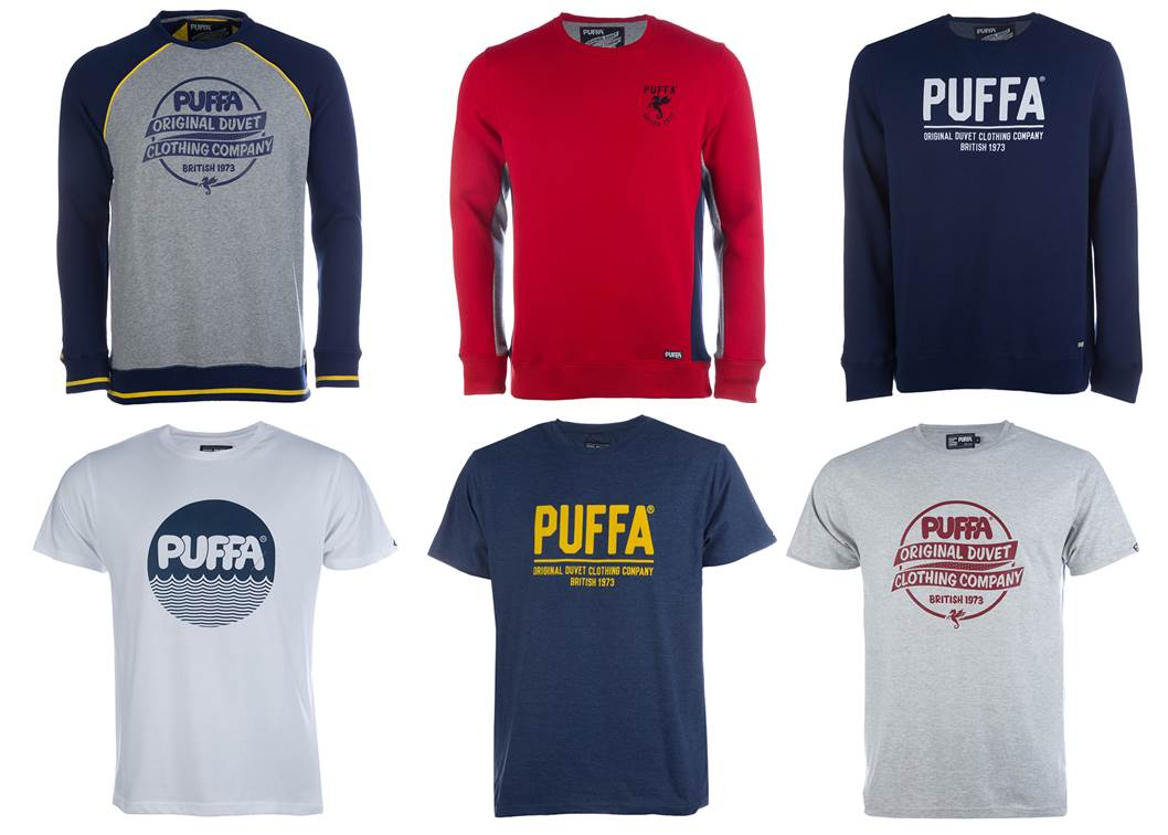 Puffa pulover polo mix stock 52101
