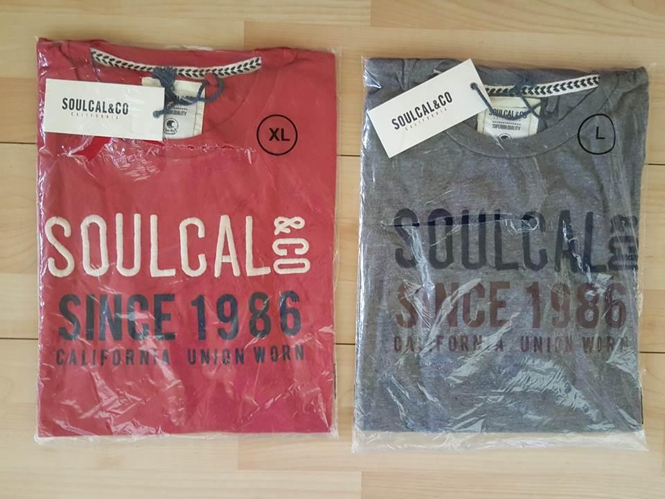 SoulCal pulover 52314